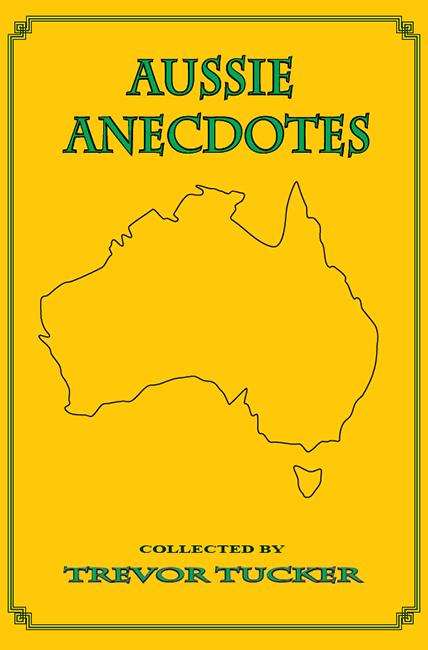 Aussie Anecdotes cover