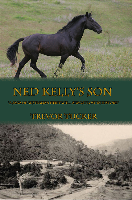 Ned Kelly's Son cover