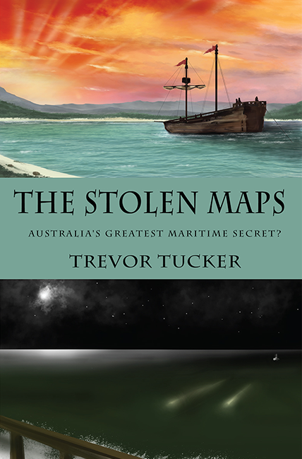The Stolen Maps cover