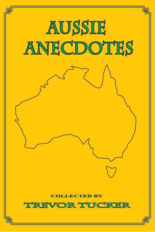 Aussie Anecdotes cover